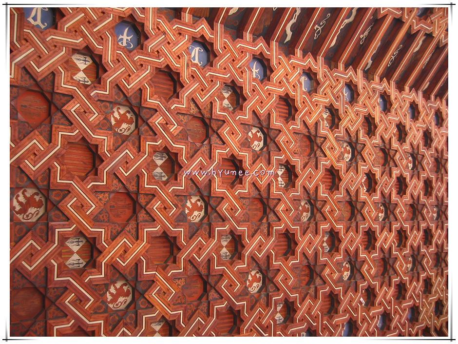 산 후안 수도원, 톨레도, 스페인  San Juan de les Reyes, Toledo, Spain