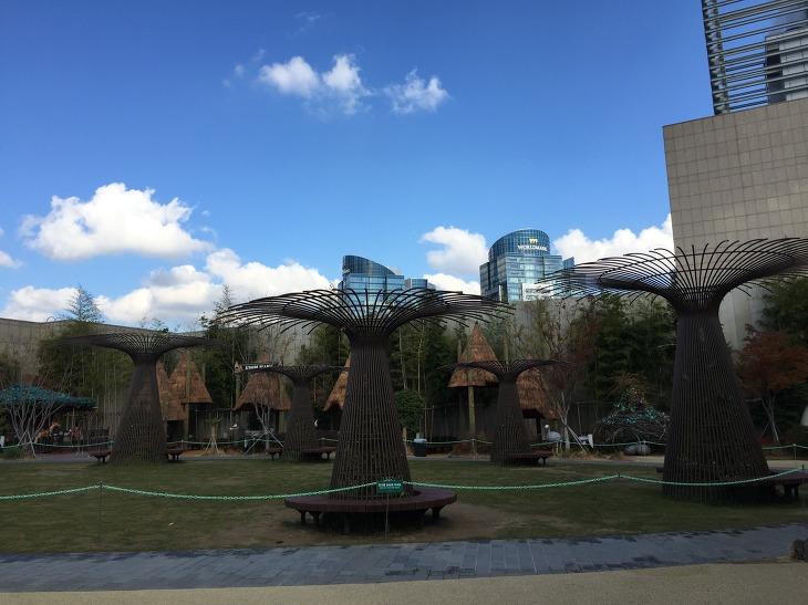 신세계 센텀시티 주라지 ZOORAJI 공원 후기 부산 해운대 센텀시티역