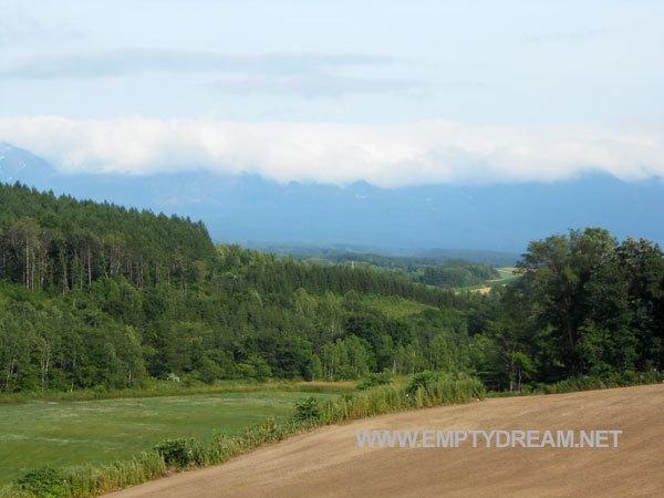 비바우시 파노라마 로드 - 홋카이도 자전거 캠핑 여행 15