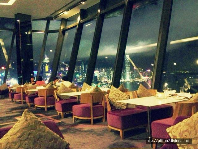 하버그랜드 홍콩 호텔 라운지 바