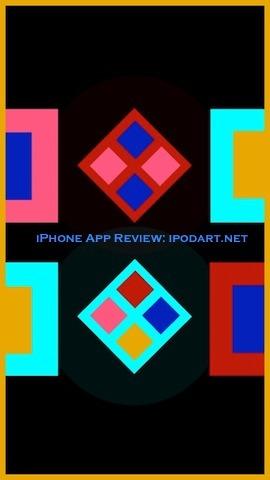 Color Zen 아이폰 아이패드 무료 색상 퍼즐 게임
