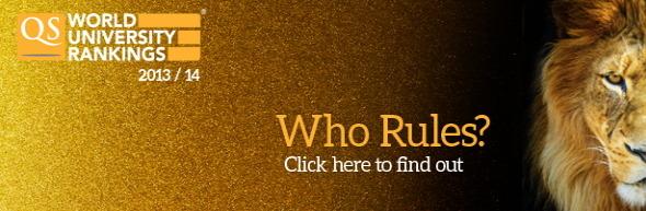 2013-2014 QS(Quacquarelli Symonds) 세계대학순위 TOP 700