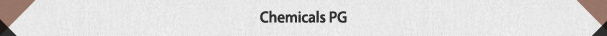 Chemicals PG