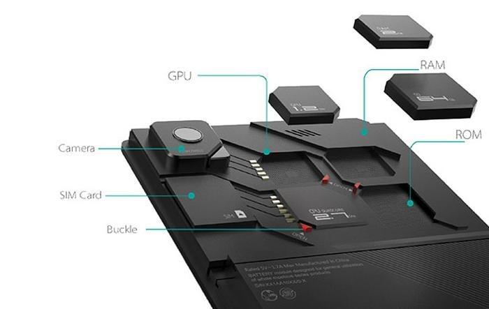 조립 스마트폰, ZTE 에코 모비우스(Eco Mobius)의 가능성과 기대