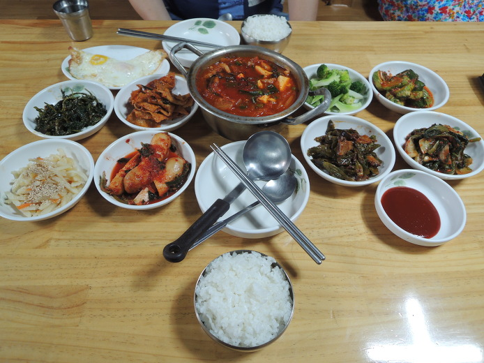 철원 식당 맛집 진미식당