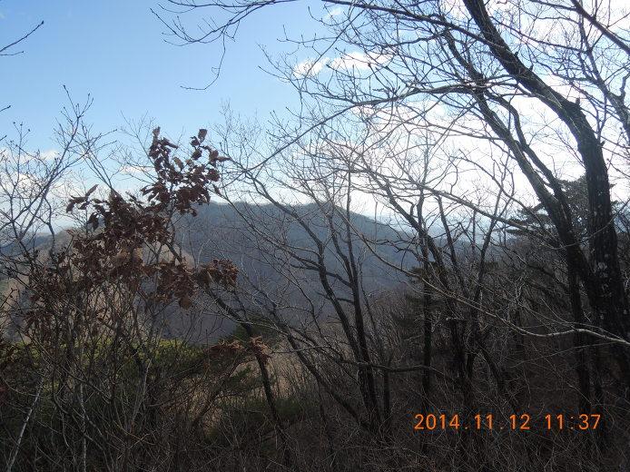 오봉산 등산코스
