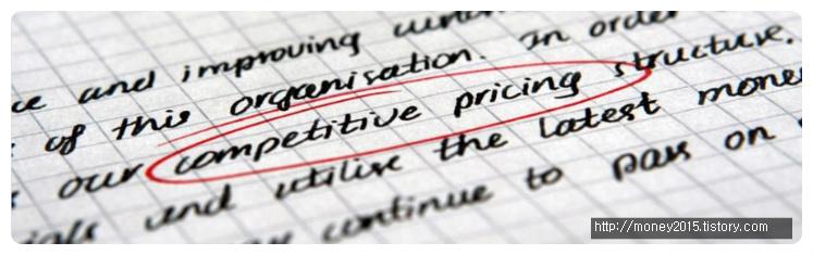 웹호스팅 업체 선택 기준 - 가격