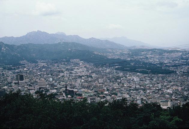 옛날 서울 모습 사진