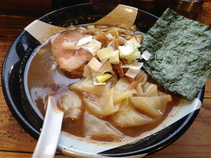 [도쿄맛집]멸치라면 맛집인 니보시라면 나기(nagi)