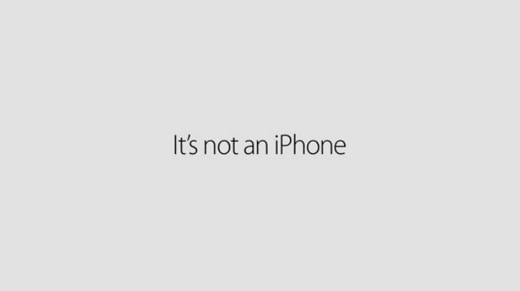 애플, 아이폰, 6, 광고, photos, videos, 의미, 음악, 분석, 해석