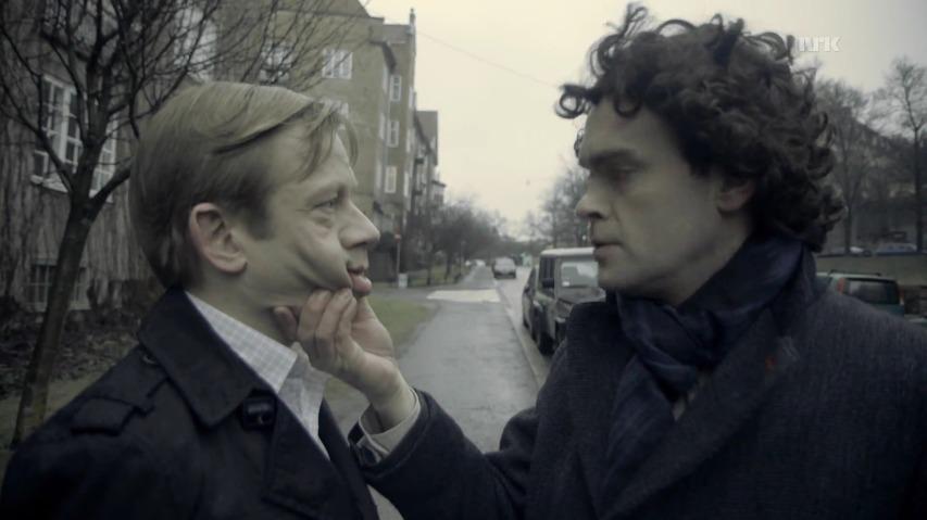 깨알같은 노르웨이의 BBC 셜록(Sherlock) 패러디(Parody) 영상 - 셜록과 왓슨의 본격 게이커플 퀴어물.