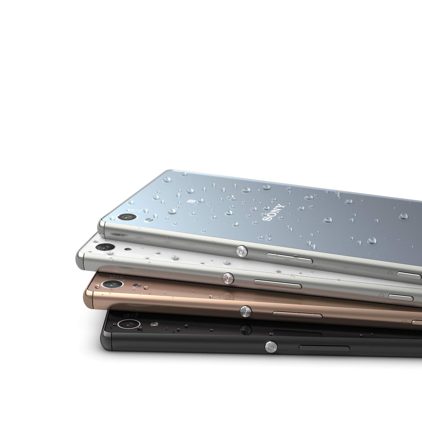 멀티미디어 스마트폰: 소니 엑스페리아 Z3 플러스(Xperia™ Z3+)