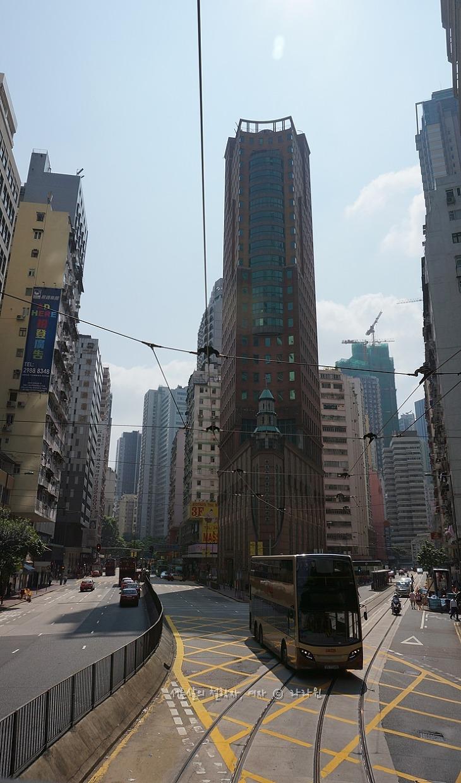 홍콩여행 트램