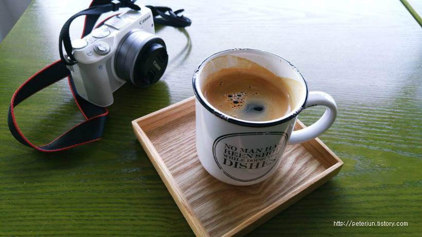 커피와 카메라