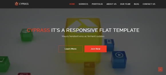 40 Best Free Bootstrap HTML5 Website Templates :: MARC BLOG