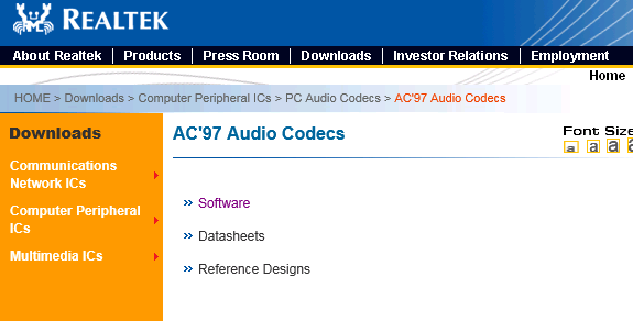 audio codecs
