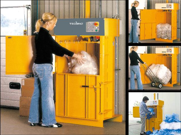 재활용 압축기