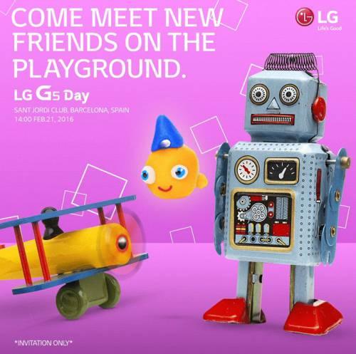 LG G5 초대장, 스마트폰을 과자처럼 광고한다?