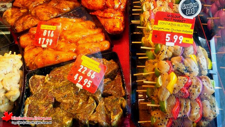 BBQ 고기