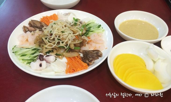응암동 산동성, 짬뽕 맛집