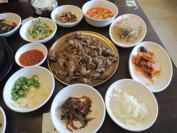 남양주 먹거리 맛집 광릉불고기