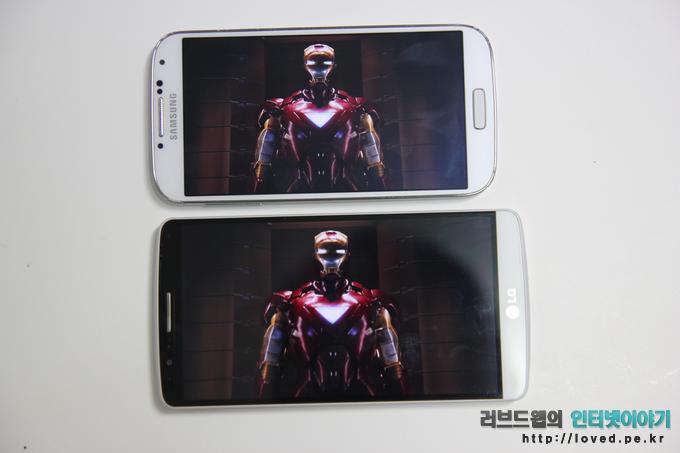 LG G3 화질