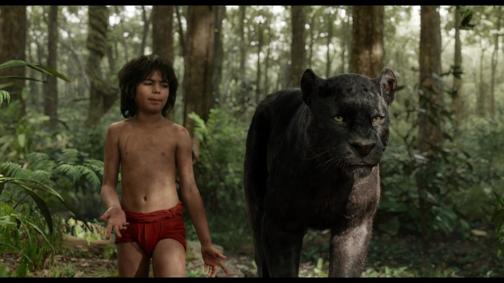 정글북 (The Jungle Book 2016)