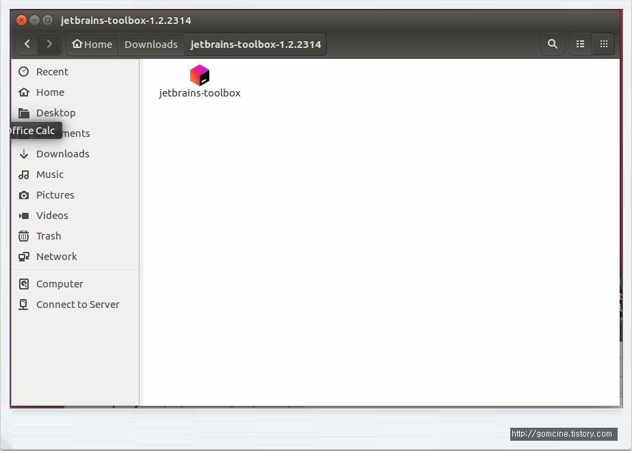 우분투에 phpStorm 설치 방법 (JetBrains ToolBox 활용)