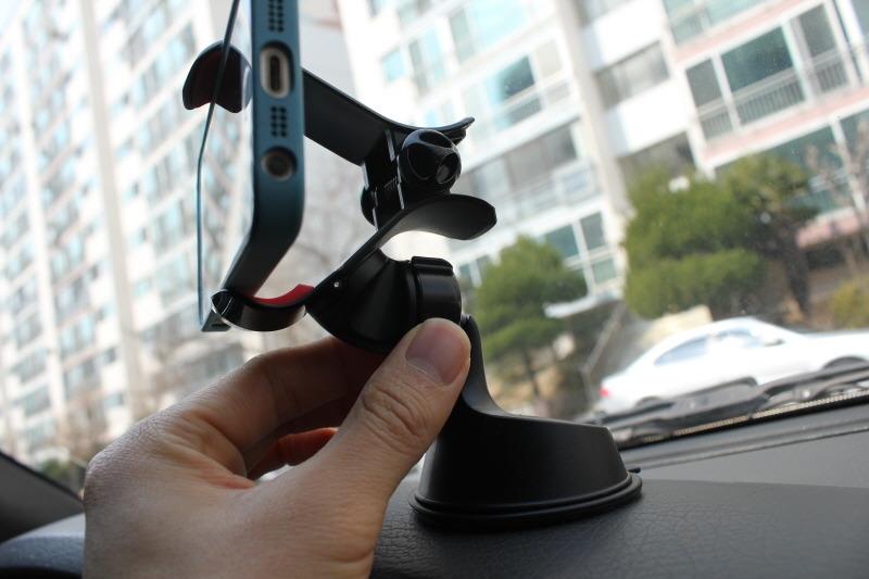 대쉬크랩FX, 스마트폰거치대, 핸드폰거치대, 휴대폰거치대, 차량용스마트폰거치대