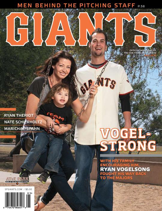 Ryan VogelSong family