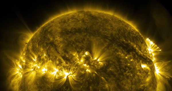 NASA _ Thermonuclear Art – The Sun In Ultra-HD (4K)
