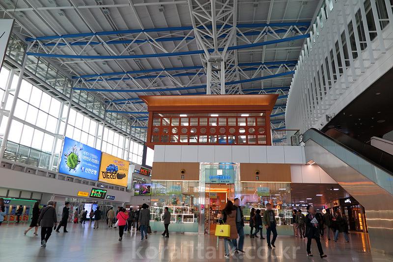 首尔站内部