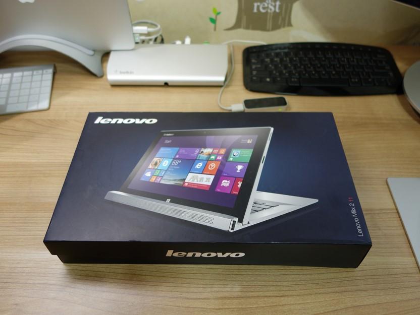 레노버 노트북과 태블릿의 경계의 '원도 8.1 태블릿 Lenovo Miix 2(레노버 믹스 2)' [1] - 레노버 믹스2의 첫 느낌