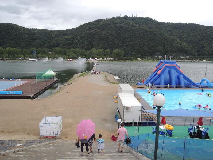 물의나라 화천 쪽배축제