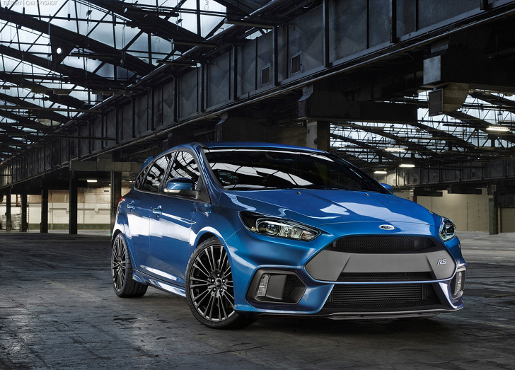AWD 채택 3세대 신형 '포커스 RS' 탄생 - 2016 Ford Focus RS