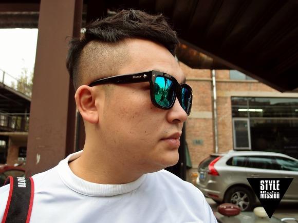 STYLE Mission Street snap in PEKING ! 〈北京国际时装周〉 〈15SS CHINA FASHION WEEK〉 Jason (30, 패션 바이어)