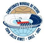 1962 Chile World Cup logo