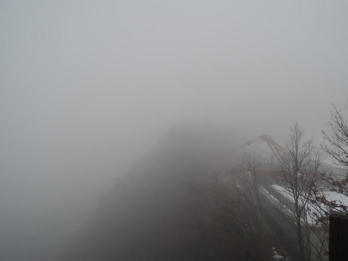 병방산 스카이워크 한반도지형 전망대