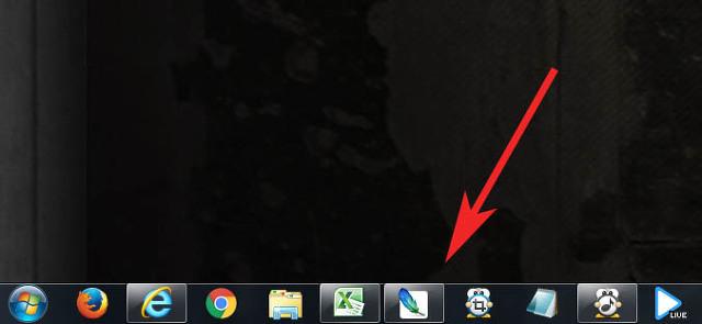 윈도우7 작업표시줄 위치 변경 이동 숨기기 방법