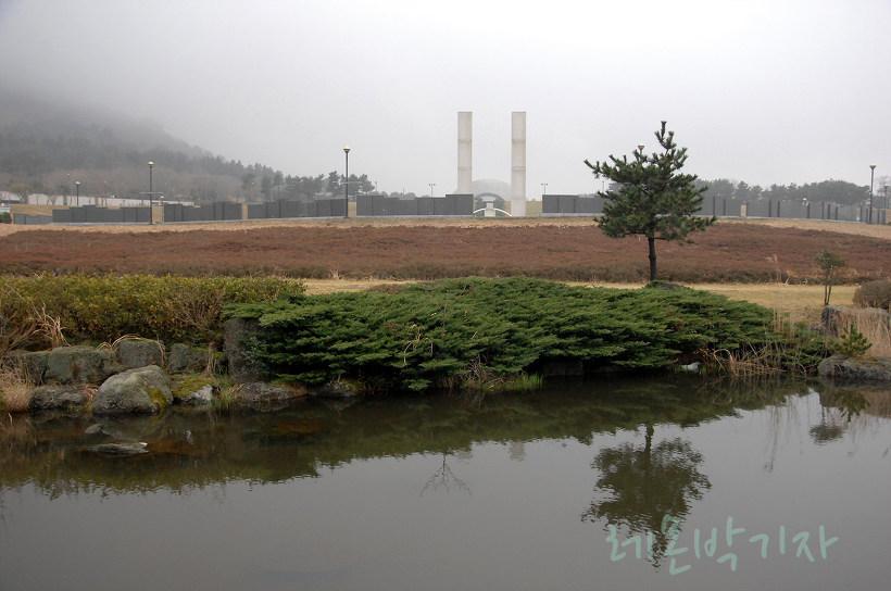 제주 4·3 평화공원_연못