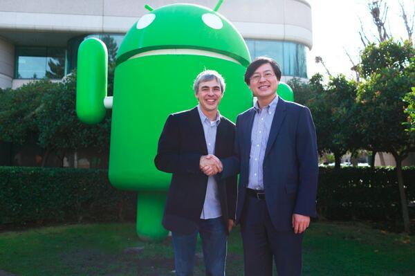 구글, 모토로라 휴대폰 사업부 매각
