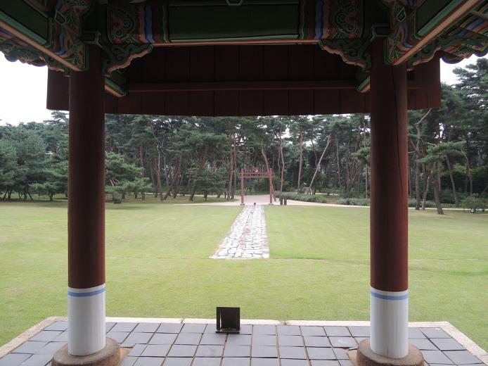 세계문화유산 조선왕릉 사릉