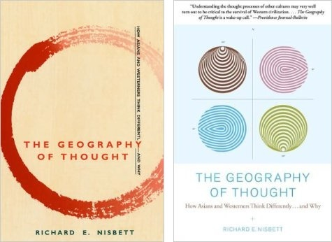 'The Geography of Thought' BookCover