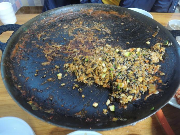 태백 먹거리 물닭갈비 김서방네닭갈비