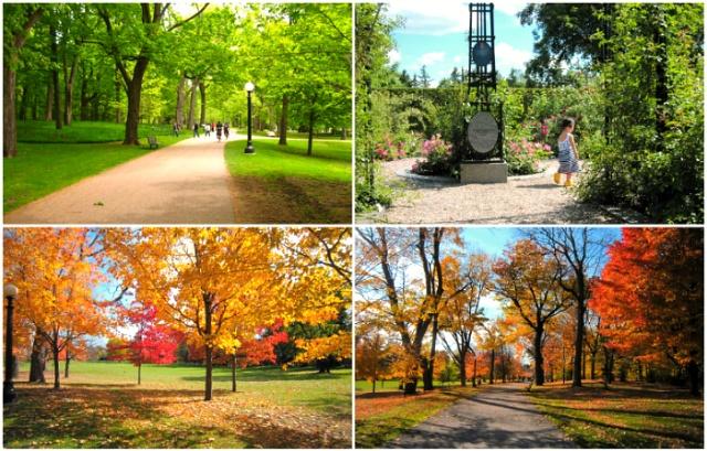 총독관저 정원 Rideau Hall Garden
