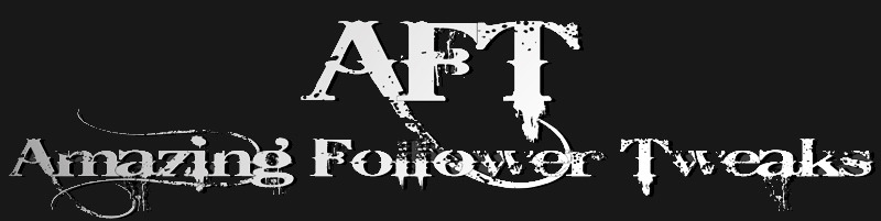 AFT 1 66 (Amazing Follower Tweaks) (동료 관리 모드) - 스카이