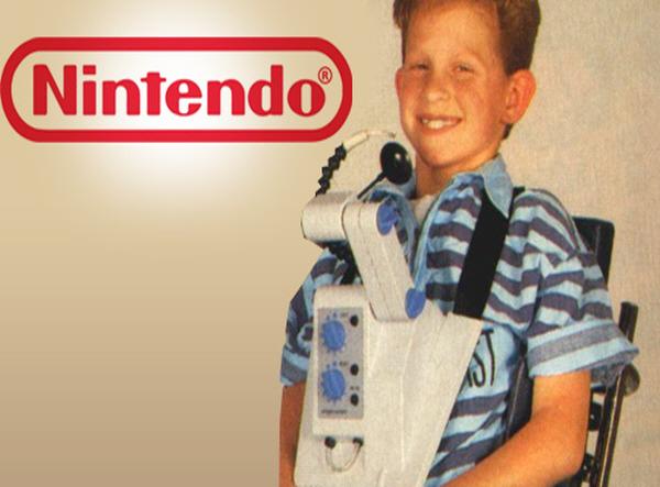 Nintendo Hands Free controller
