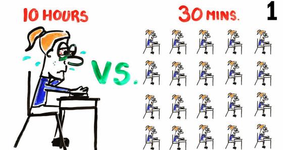 공부 효율 과학적 학습방법