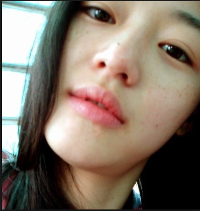 전지현 쌩얼 사진