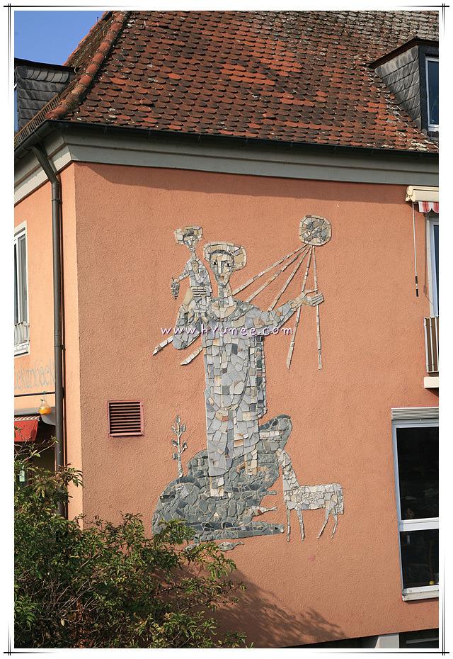 뷔르츠부르크, 독일 Würzburg, Germany